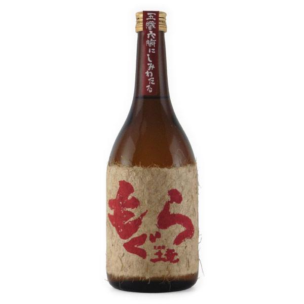赤もぐら いも焼酎 720ml 鹿児島県さつま無双(限定商品)