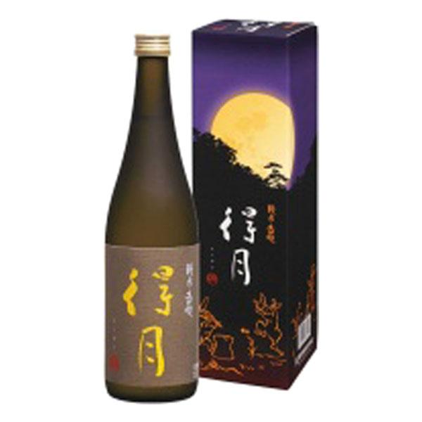 得月 純米大吟醸酒 秋期限定酒 新潟県朝日酒造 720ml