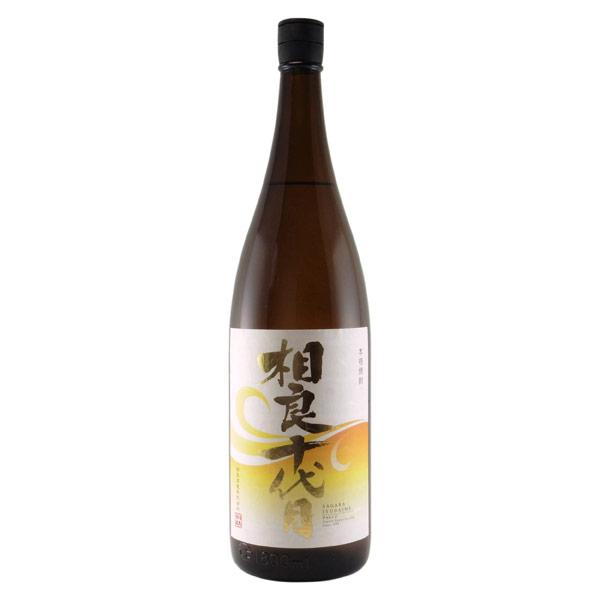 相良十代目【チャレンジ】 いも焼酎 鹿児島県 相良酒造 1800ml