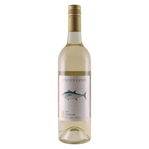サシミ ソーヴィニヨン・ブラン 2019 リンカーン・エステイト オーストラリア サウスオーストラリア 白ワイン 750ml