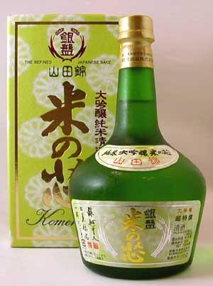 銀盤  銀盤酒造・富山県 純米大吟醸
