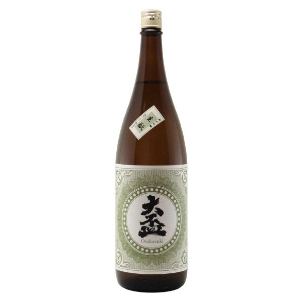大盃 生もと 純米吟醸酒 協会1801酵母 群馬県牧野酒造 1800ml