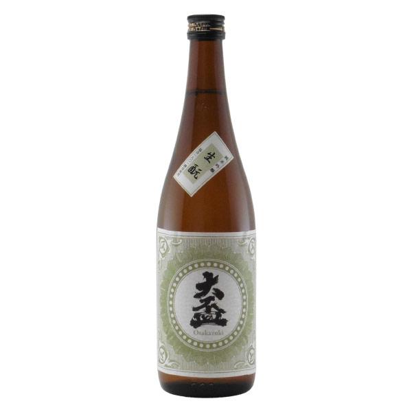 大盃 生もと 純米吟醸酒 協会1801酵母 群馬県牧野酒造 720ml