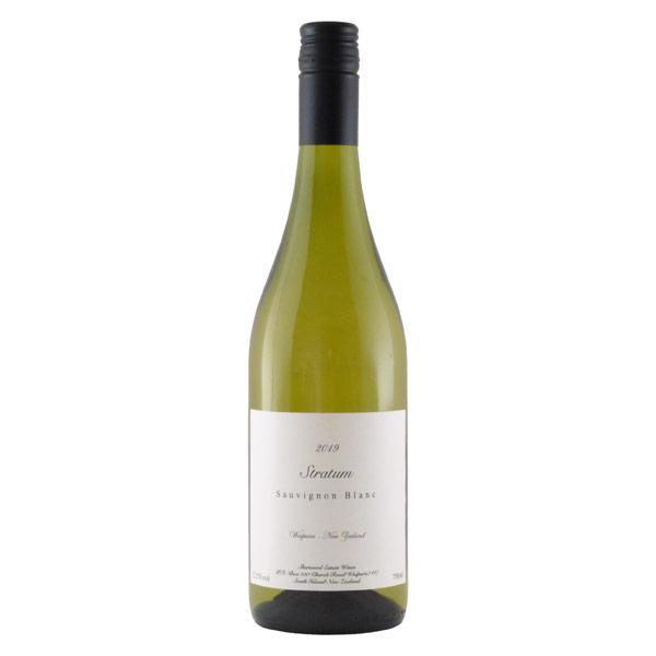 ストラタム ソーヴィニヨン・ブラン 2019 シャーウッド・エステート ニュージーランド ワイパラ 白ワイン 750ml