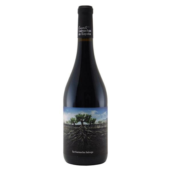サルバヘ・デ・モンカヨ 2015 プロジェクト・ガルナッチャ・デ・エスパーニャ スペイン リベラ・デル・ケイレス 赤ワイン 750ml