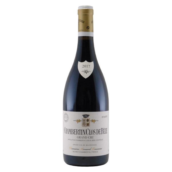 シャンベルタン・クロ・ド・ベーズ グラン・クリュ 2017 アルマン・ルソー フランス ブルゴーニュ 赤ワイン 750ml