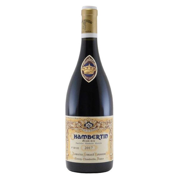 シャンベルタン グラン・クリュ 2017 アルマン・ルソー フランス ブルゴーニュ 赤ワイン 750ml