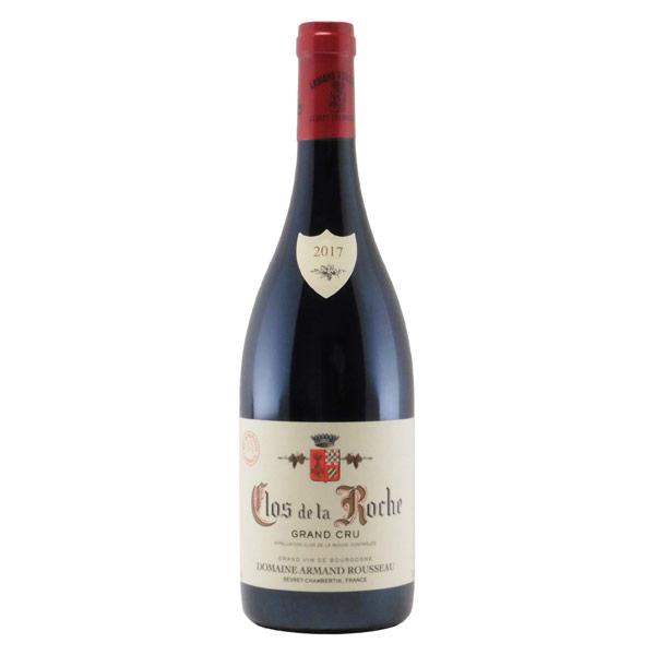 クロ・ド・ラ・ロッシュ グラン・クリュ 2017 アルマン・ルソー フランス ブルゴーニュ 赤ワイン 750ml
