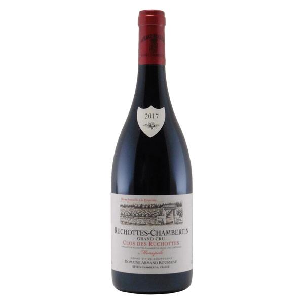 リュショット・シャンベルタン グランクリュ・クロ・デ・リュショット 2017 アルマン・ルソー フランス ブルゴーニュ 赤ワイン 750ml