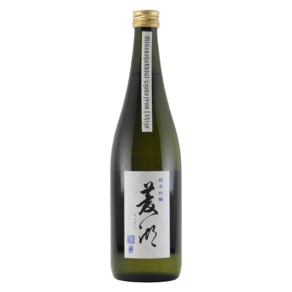 菱湖(りょうこ) 純米吟醸酒 新潟県峰の白梅 720ml