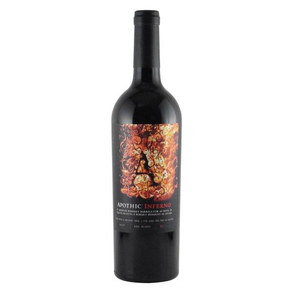 インフェルノ NV アポシック アメリカ 赤ワイン 750ml
