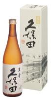 久保田「萬寿」純米大吟醸720ml 新潟県朝日酒造