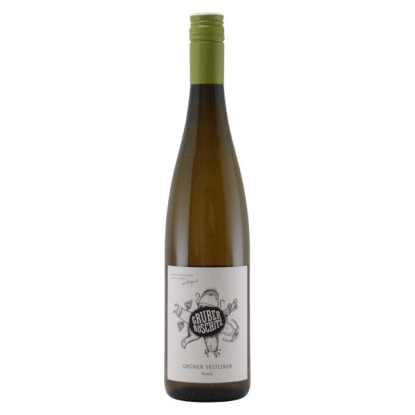 グリュバー クラシック 2019 グリューバー オーストリア ニーダーエスタライヒ 白ワイン 750ml