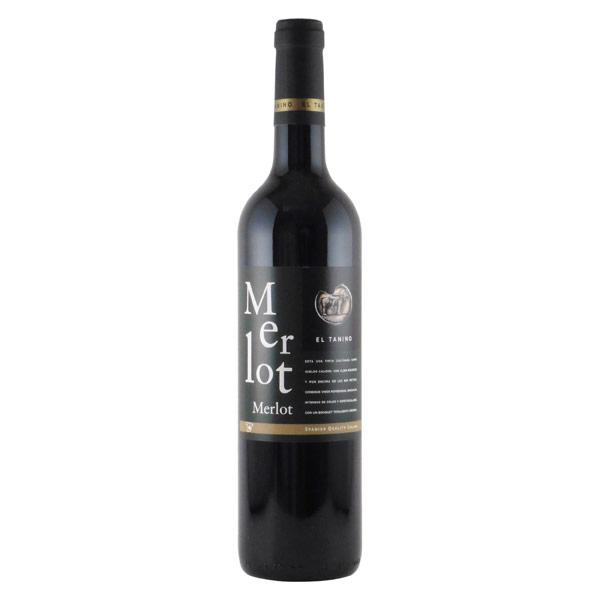メルロ エル タニーノ 2018 エル・タニーノ スペイン ラ・マンチャ 赤ワイン 750ml