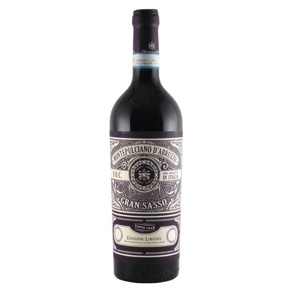 モンテプルチアーノ・ダブロッツォ 2016 グラン・サッソ イタリア アブルッツォ 赤ワイン 750ml