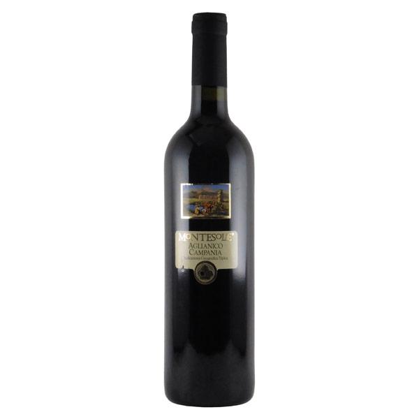 アリアニコ 2016 モンテ・ソーレ イタリア カンパーニャ 赤ワイン 750ml