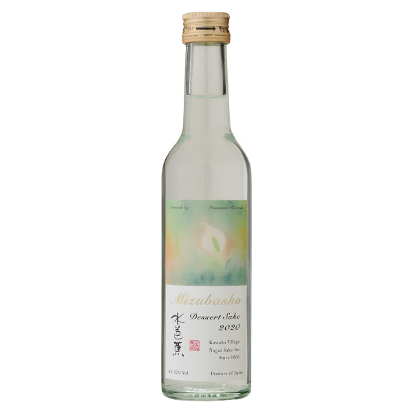 Mizubasho Artist Series デザート酒 水芭蕉 純米 群馬県永井酒造 720ml