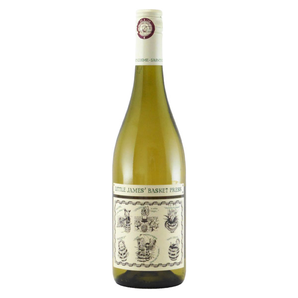 リトル・ジェームズ ホワイト 2018 サン・コム フランス ラングドック 白ワイン 750ml