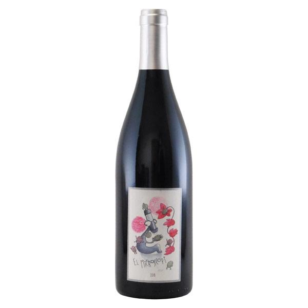 エル・ミクロスコピ 2018 アレマイン・イ・コッリオ スペイン カタルーニャ 赤ワイン 750ml