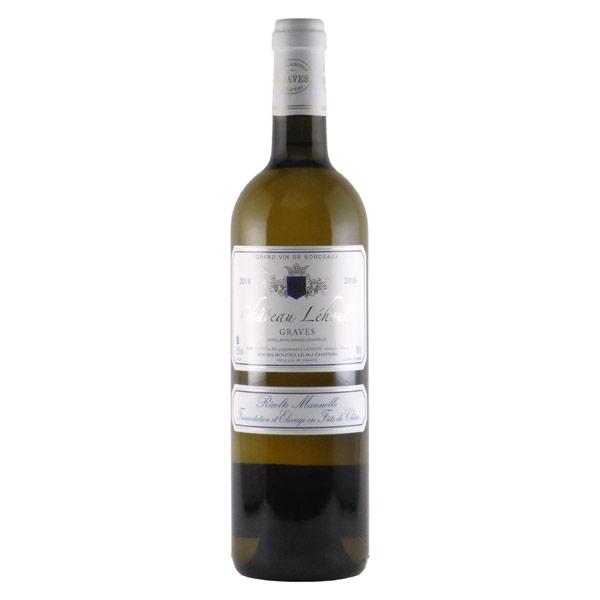 シャトー・レオール・ブラン フュ・ド・シェーヌ・ヌフ 2017 シャトー元詰 フランス ボルドー 白ワイン 750ml