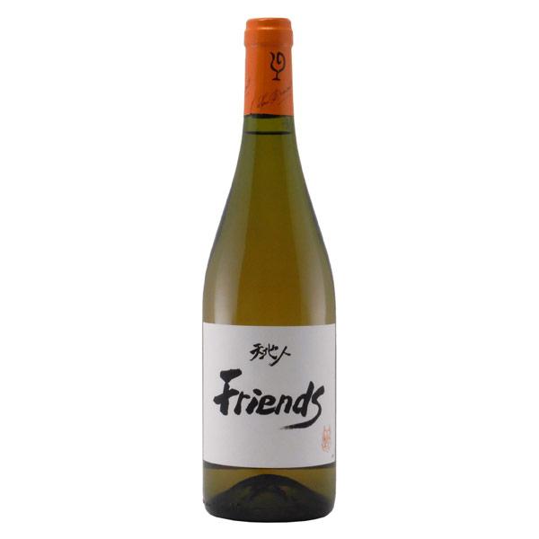 フレンズ(オレンジワイン) 仲田晃司氏プロデュース 2019 ルーデュモン フランス ラングドック 白ワイン 750ml