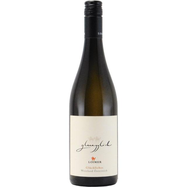 グリュックリッヒ オレンジワイン フレッド・ロイマー オーストリア ニーダーエスタライヒ州 オレンジワイン 750ml