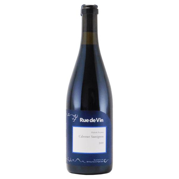カベルネ・ソーヴィニヨン 2019 リュードヴァン 日本 長野県 赤ワイン 750ml