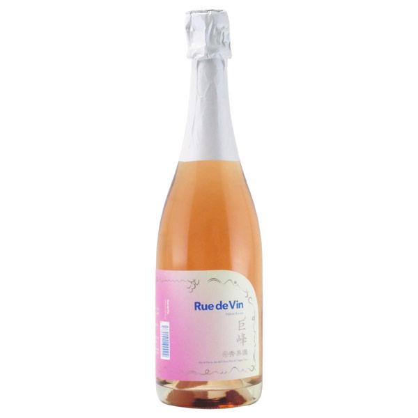 巨峰スパークリング リュードヴァン 日本 長野県 白ワイン 750ml