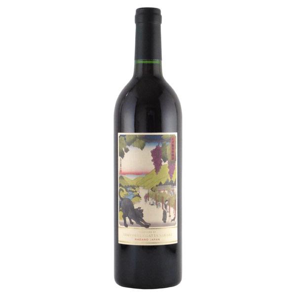 猫パンチ 2020 坂城葡萄酒醸造 日本 長野 赤ワイン 750ml