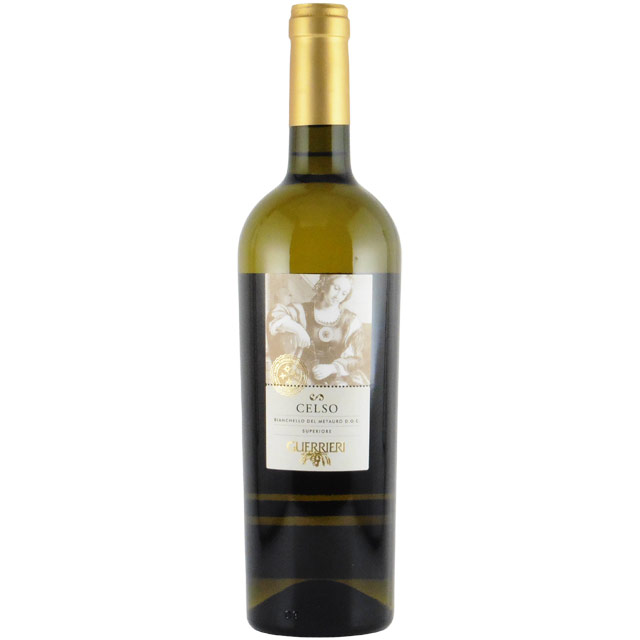 チェルソ・ビアンケッロ・デル・メタウロ スペリオーレ DOC 2018 アジェンダ・アグラリア・グエリエリ イタリア マルケ 白ワイン 750ml