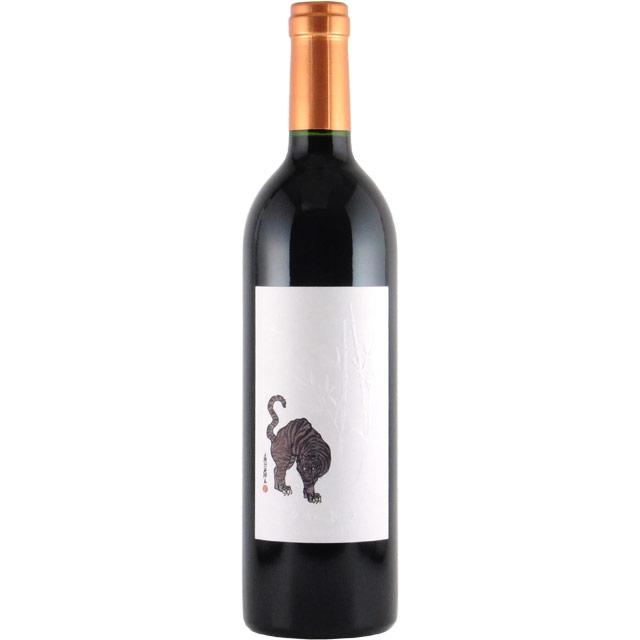 黒虎 クロトラ エステートメルロー 2020 坂城葡萄酒醸造 日本 長野 赤ワイン 750ml