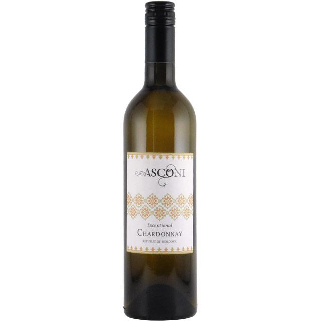 アスコニ・エクセプショナル シャルドネ 2015 アスコニ モルドバ コドゥル地区 白ワイン 750ml