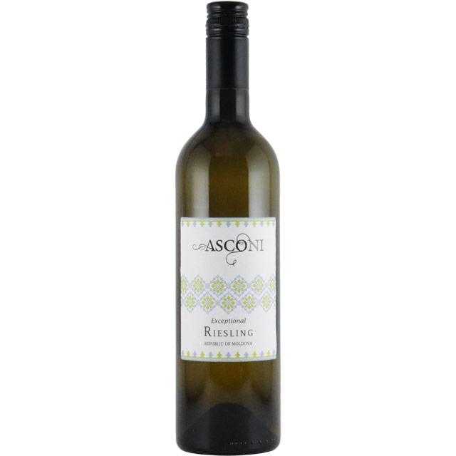 アスコニ・エクセプショナル リースリング 2015 アスコニ モルドバ コドゥル地区 白ワイン 750ml