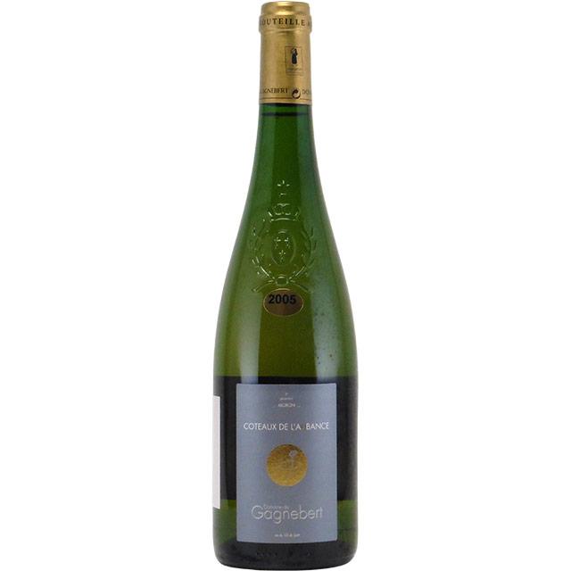 コトー・ド・ローバンス 2005 ドメーヌ・ド・ガニュベール フランス ロワール 白ワイン 750ml