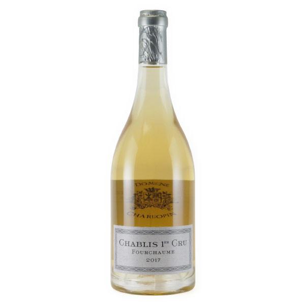 シャブリ 1er フルショーム プルミエ・クリュ 2017 シャルロパン・パリゾ フランス ブルゴーニュ 白ワイン 750ml