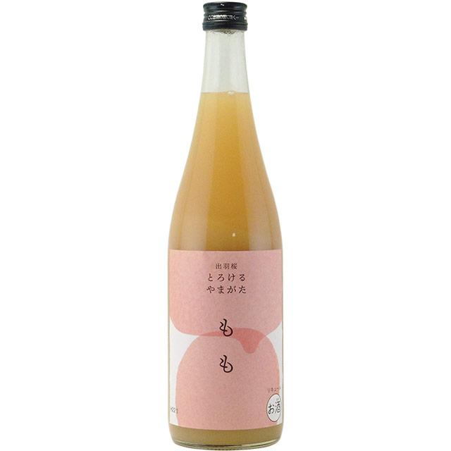 とろけるやまがた「もも」 リキュール 山形県 出羽桜酒造 720ml