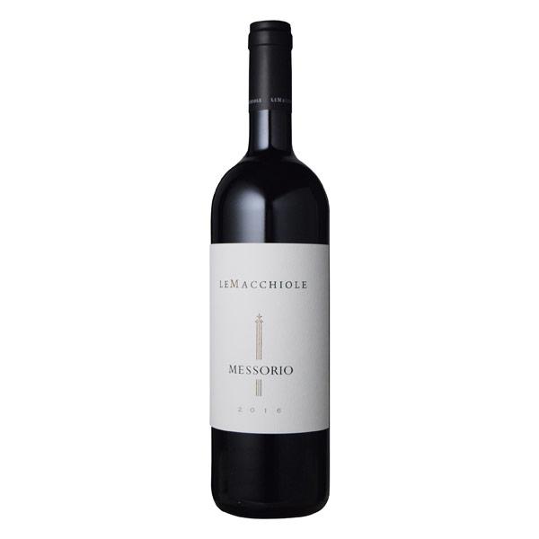 メッソーリオ 2015 レ・マッキオーレ イタリア トスカーナ 赤ワイン 750ml