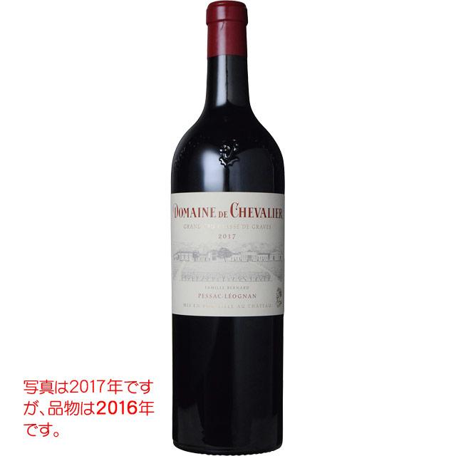 ドメーヌ・ド・シュバリエ グラーヴ特選銘柄 2016 シャトー元詰 フランス ボルドー 赤ワイン 750ml