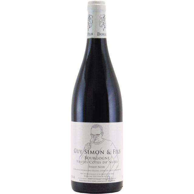 オート・コート・ド・ニュイ 2018 ドメーヌ・ギィ・シモン・エ・フィス フランス ブルゴーニュ 赤ワイン 750ml