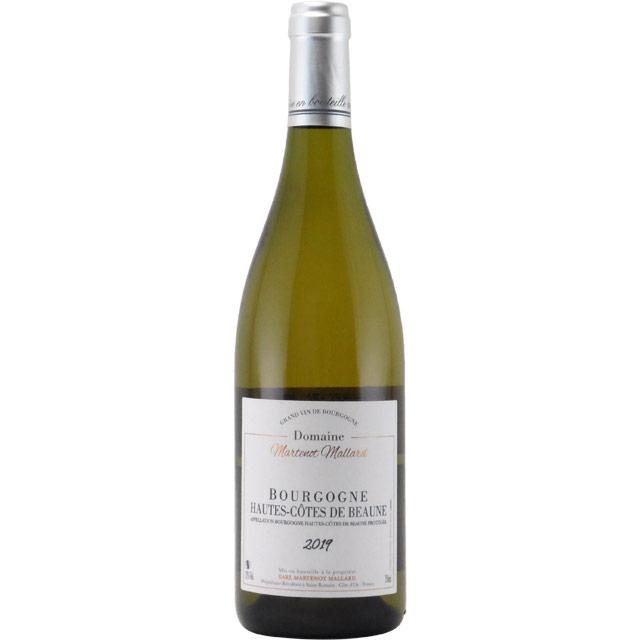 オート・コート・ド・ボーヌ ブラン 2019 マルトノ・マラール フランス ブルゴーニュ 白ワイン 750ml