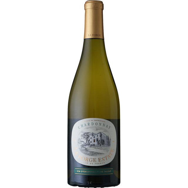 シャルドネ ラ・フォルジュ・エステート ドメーヌ・ポールマス フランス ラングドック 白ワイン 750ml