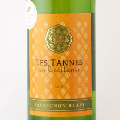 ソーヴィニヨンブラン レ・タンヌ・オクシタン 2010 ジャン・クロード・マス フランス ラングドック 白ワイン 750ml