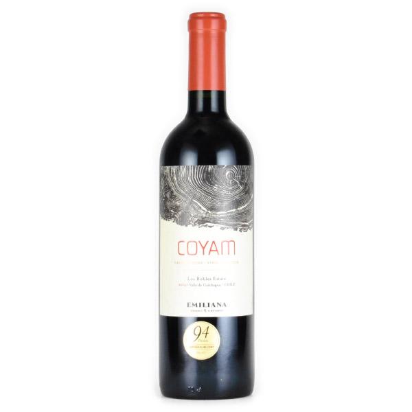 コヤム 2014 コヤム チリ コルチャグア 赤ワイン 750ml