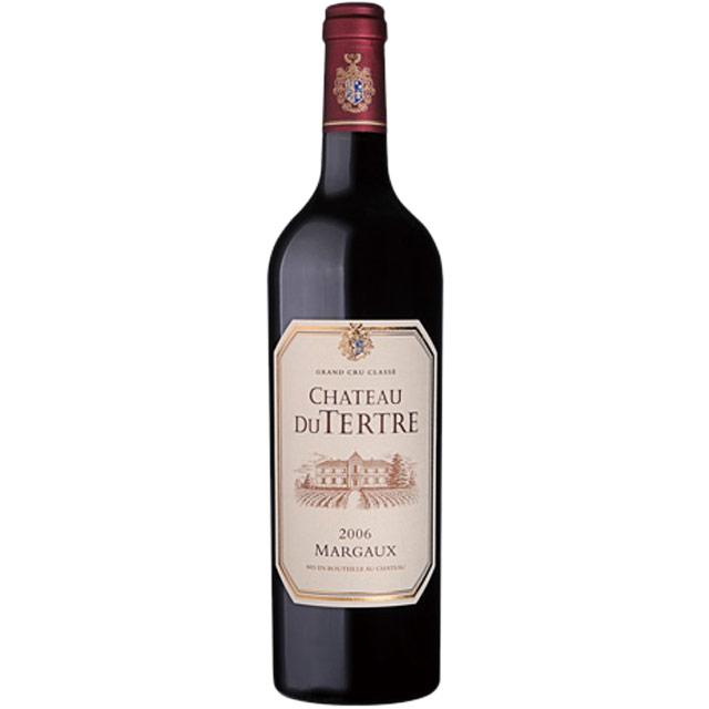 シャトー・デュ・テルトル 第5級 2016 シャトー元詰 フランス ボルドー 赤ワイン 750ml