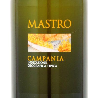 マストロ・ビアンコ 2010 マストロベラルディーノ イタリア カンパーニア 白ワイン 750ml