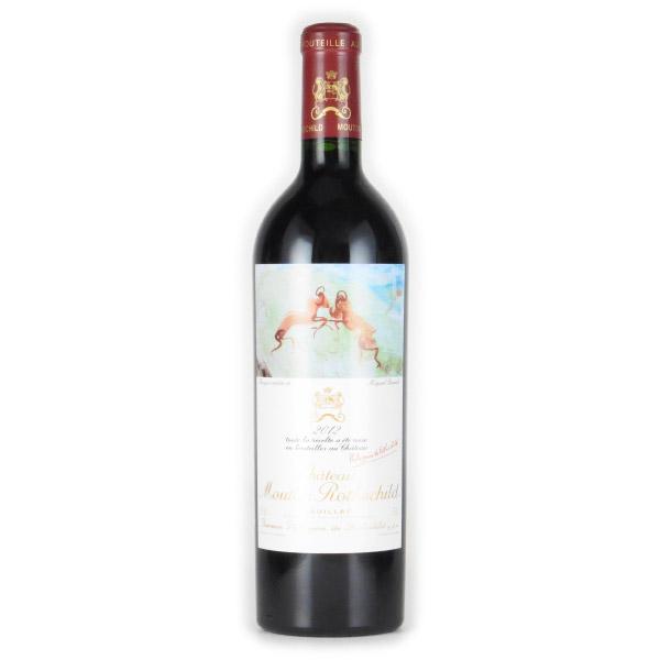 シャトー・ムートン・ロートシルト 第1級 2012 シャトー元詰め フランス ボルドー 赤ワイン 750ml