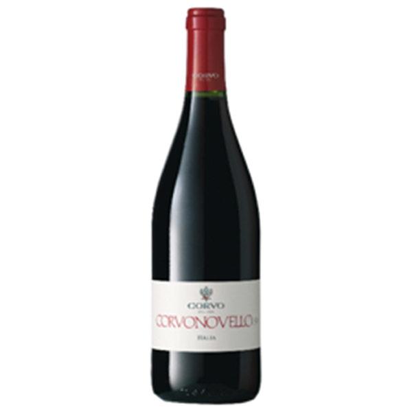"""""""コルヴォ""""ノヴェッロ・シチリア 2020 ドゥーカ・ディ・サラパルータ イタリア シチリア 新酒赤ワイン 750ml"""