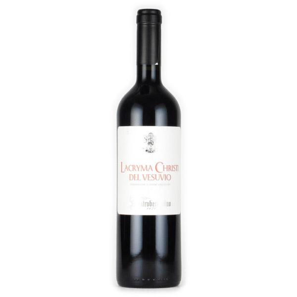 ラクリマ・クリスティ・デル・ヴェスーヴィオ ロッソ 2015 マストロベラルディーノ イタリア カンパーニア 赤ワイン 750ml