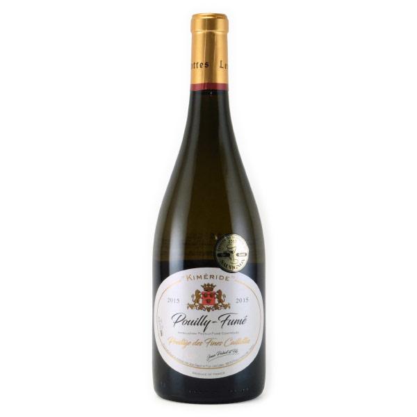 プイィ・フィメ 2015 ジャン・パビオ・エ・フィス フランス ロワール 白ワイン 750ml