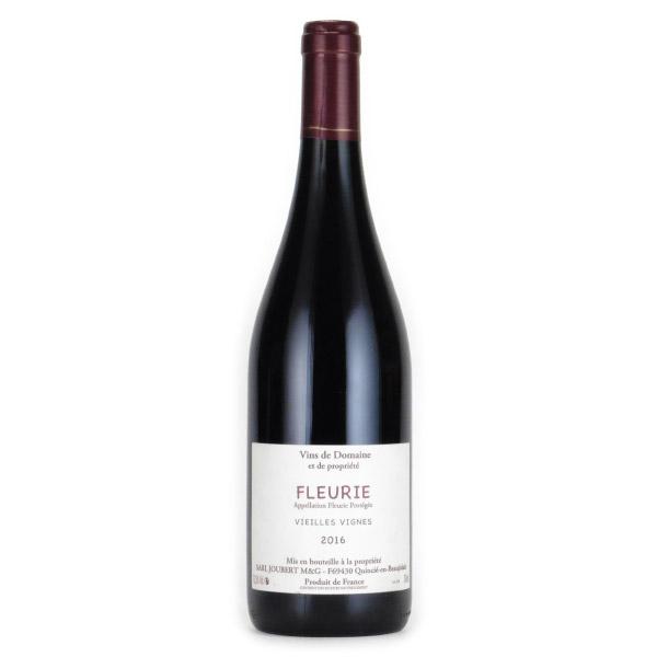 フルーリー ヴィエイユ・ヴィーニュ 2016 ジュベール フランス ブルゴーニュ 赤ワイン 750ml